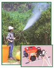 High pressure Sprayer-Made in Taiwan-agriculture