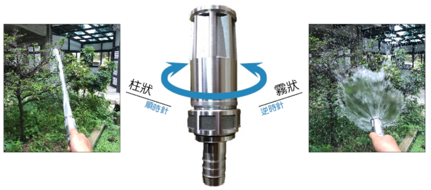 fire nozzle-gardening-Made in Taiwan